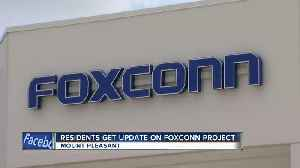 Village holds first Foxconn informational meeting of the year [Video]