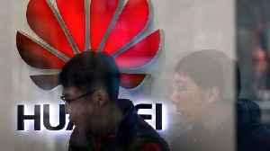 Huawei Leads Asian Domination Of Global IP Patent Applications [Video]
