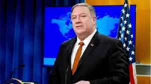 Secretary Of State Mike Pompeo Jokes Trump May 'Tweet Him Out Of Office' [Video]
