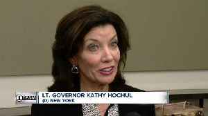 Hochul slams Erie County health inspector who faked reports [Video]