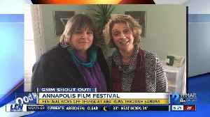 Good morning to the Annapolis Film Festival! [Video]