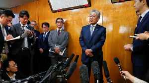 Japan's Olympics chief to step down amid corruption probe [Video]