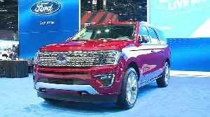 Ford To See Production Boost In Expedition Model [Video]