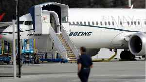 EU To Study Boeing Software Updates Before Allowing Flights To Resume [Video]