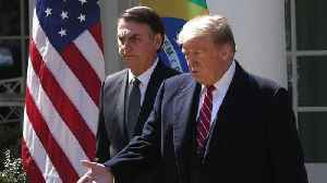 Trump And Bolsonaro Are Trying To Reboot US-Brazil Relations [Video]