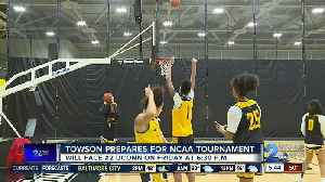 Towson prepares for first NCAA tournament [Video]