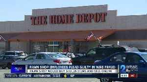 Third person pleads guilty to profiting $1.5M in Edgewood pawn shop scheme [Video]