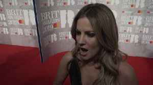 The Brits: Caroline Flack on why Love Island couples are splitting [Video]