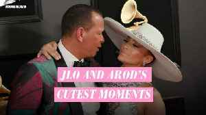 JLo and ARod's cutest moments [Video]