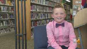 Severance Boy Gets Book Deal After Helping Repeal Snowball Fight Law [Video]
