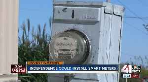 Independence could install smart meters [Video]