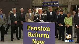 Supreme court won't weigh in on pension battle [Video]