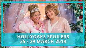 Hollyoaks spoilers: 25 - 29 March 2019 [Video]