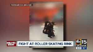 Multiple officers called to Great Skate fight in Glendale [Video]
