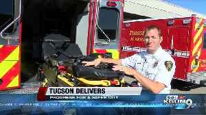 Tucson Delivers: Proposition 101 funds give Tucson Fire Department new equipment [Video]