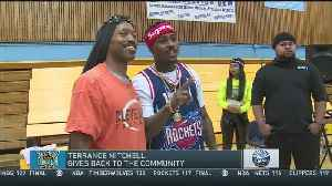 Terrance Mitchell Gives Back To The Community [Video]