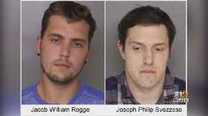Two Charged In 'Unicorn Robbery' Of High's Store In Baldwin [Video]