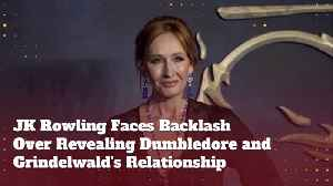 Jk Rowling Gets An Intense Response Over This Relationship [Video]