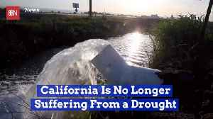 The California Drought Is Over [Video]