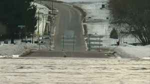 Cottonwood River Reaches Major Flood Stage [Video]