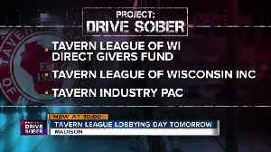 Project Drive Sober: How lobbyists make passing OWI bills harder [Video]