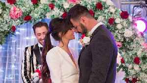 Hollyoaks Soap Scoop! McQueens in double wedding [Video]