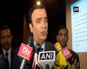 We encouraged India, Pakistan to resolve issues peacefully UAE envoy to India [Video]