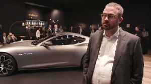 GIMS 2019 Press Day – Interview with Tony Piëch, CEO of Piëch, Piëch Automotive [Video]