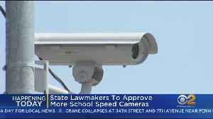 NY Lawmakers Poised To Expand School Zone Speed Cameras [Video]