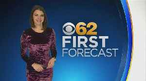 First Forecast Weather March 19, 2019 (This Morning) [Video]