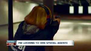 The FBI is hiring special agents and for other positions in Buffalo [Video]