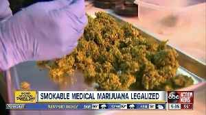 Gov. DeSantis signs smokable medical marijuana bill into law [Video]