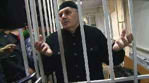 Chechnya: Human rights defender Oyub Titiev gets 4-year jail term [Video]