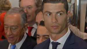 Cristiano Ronaldo opens hair transplant clinic [Video]