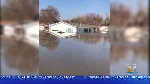 Record Flooding In Parts Of The Midwest [Video]