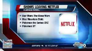Binge 'em while you can: Shows leaving Netflix in April [Video]