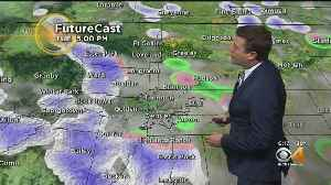 Afternoon Light Snow Possible [Video]