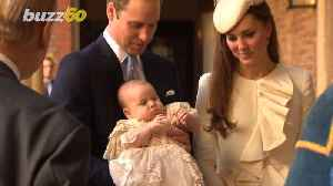 The Royal Christening Gown Has a Long History [Video]