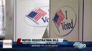 Arizona bill would restrict payments for registering voters [Video]