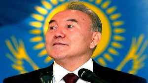 Kazakh leader Nursultan Nazarbayev resigns after almost 30 years in power [Video]