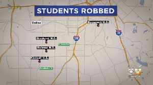 Another Student Robbed At Gunpoint IN Oak Cliff [Video]