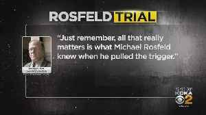 Opening Statements Conclude In Michael Rosfeld Trial [Video]