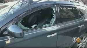 Police Looking For Suspects Who Vandalized Cars In Brooklyn [Video]