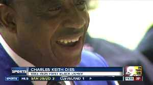 Charles Keith, Reds' first African American usher, dies [Video]