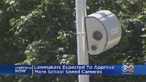 Lawmakers Expected To Approve More School Speed Cameras [Video]