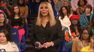 Wendy Williams Reveals She's Been Living At A Sober House [Video]