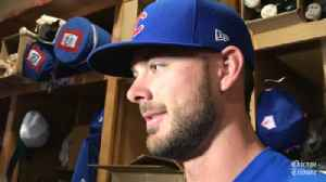 Kris Bryant on Mike Trout's reported contract extension: 'He deserves every penny of it, and more' [Video]