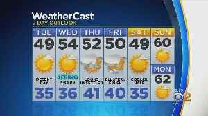 New York Weather: 3/19 Wednesday Afternoon Forecast [Video]