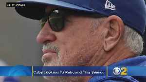Maddon, Cubs Looking To Rebound From Disappointing Finish [Video]