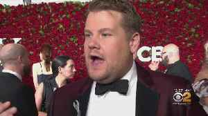 James Corden To Host 73rd Annual Tony Awards In NYC [Video]